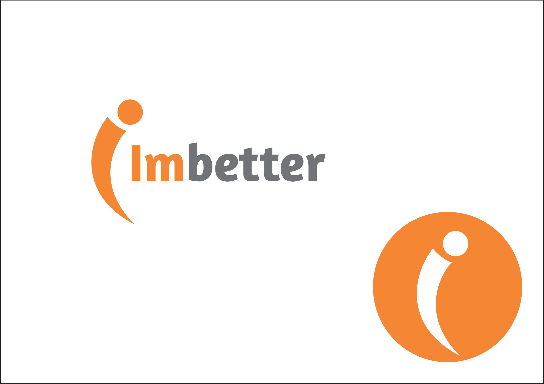 Logo Design by Private User - Entry No. 39 in the Logo Design Contest Imaginative Logo Design for imbetter.