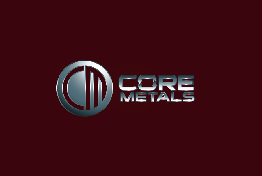 Logo Design by Private User - Entry No. 60 in the Logo Design Contest New Logo Design for Core Metals Inc.