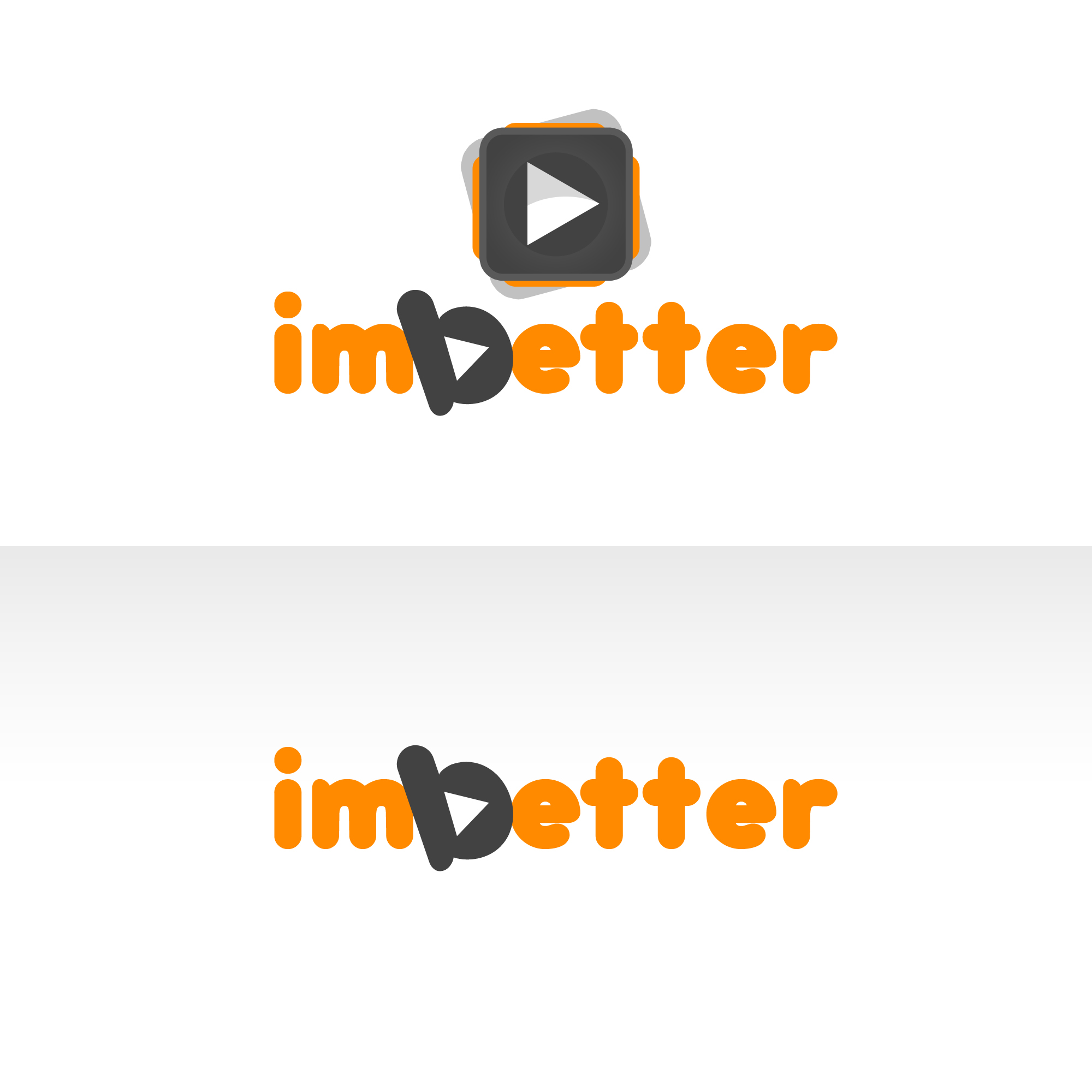 Logo Design by Kenneth Joel - Entry No. 43 in the Logo Design Contest Imaginative Logo Design for imbetter.