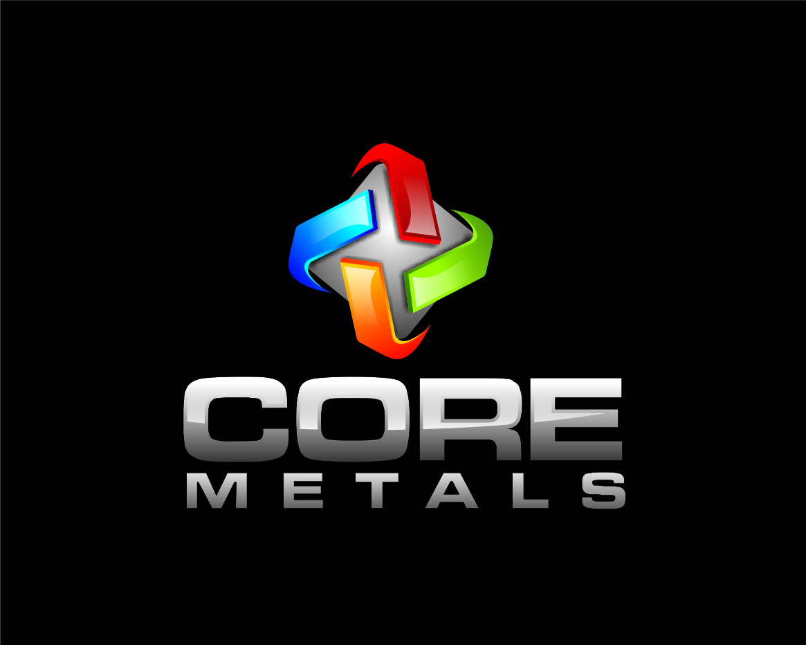 Logo Design by Reivan Ferdinan - Entry No. 62 in the Logo Design Contest New Logo Design for Core Metals Inc.