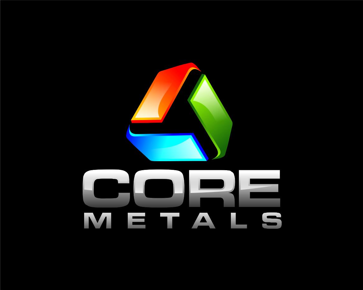 Logo Design by Reivan Ferdinan - Entry No. 63 in the Logo Design Contest New Logo Design for Core Metals Inc.