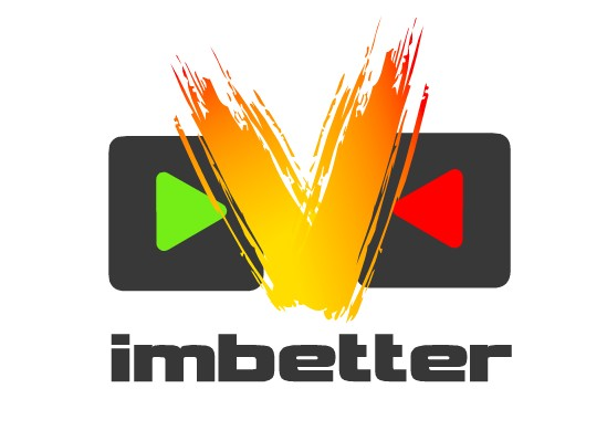 Logo Design by Ismail Adhi Wibowo - Entry No. 44 in the Logo Design Contest Imaginative Logo Design for imbetter.