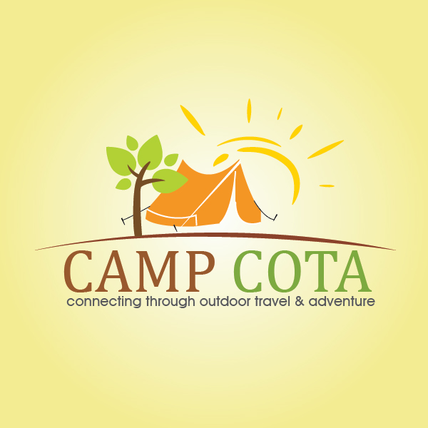 Logo Design by aesthetic-art - Entry No. 110 in the Logo Design Contest CAMP COTA.