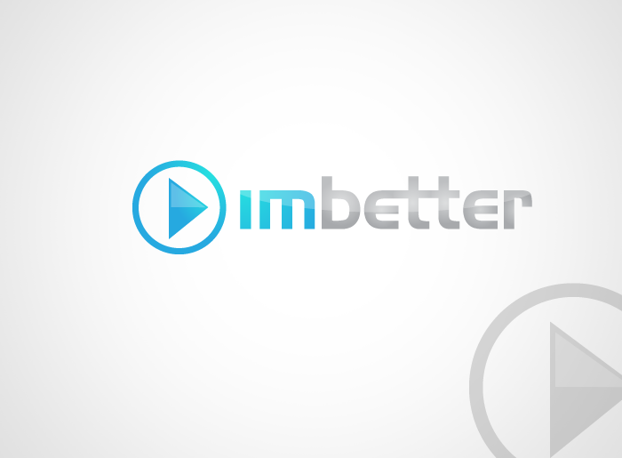 Logo Design by Jan Chua - Entry No. 45 in the Logo Design Contest Imaginative Logo Design for imbetter.