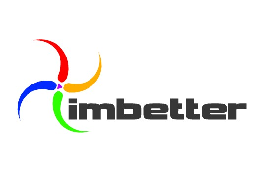 Logo Design by Ismail Adhi Wibowo - Entry No. 47 in the Logo Design Contest Imaginative Logo Design for imbetter.