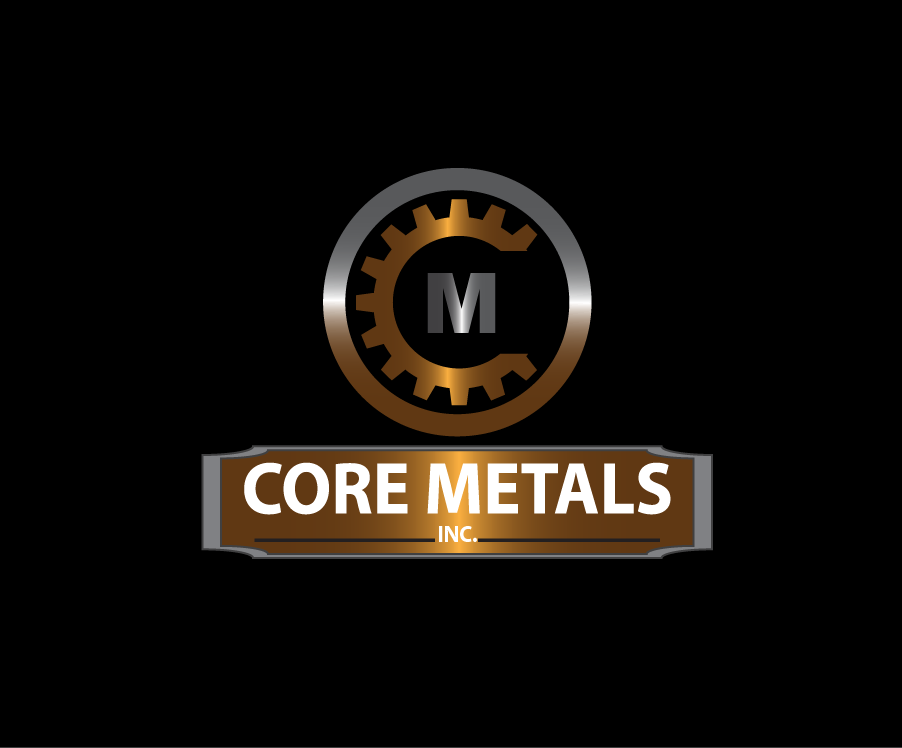 Logo Design by Jake Maco - Entry No. 67 in the Logo Design Contest New Logo Design for Core Metals Inc.