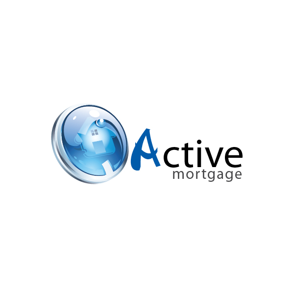 Logo Design by aesthetic-art - Entry No. 71 in the Logo Design Contest Active Mortgage Corp..
