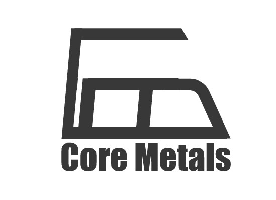Logo Design by Ismail Adhi Wibowo - Entry No. 68 in the Logo Design Contest New Logo Design for Core Metals Inc.