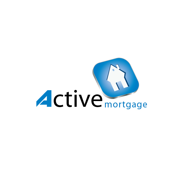 Logo Design by aesthetic-art - Entry No. 72 in the Logo Design Contest Active Mortgage Corp..