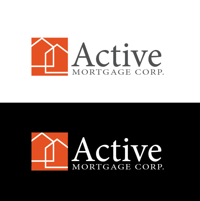 Logo Design by limix - Entry No. 73 in the Logo Design Contest Active Mortgage Corp..