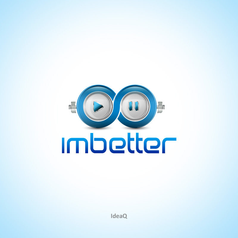 Logo Design by Private User - Entry No. 50 in the Logo Design Contest Imaginative Logo Design for imbetter.