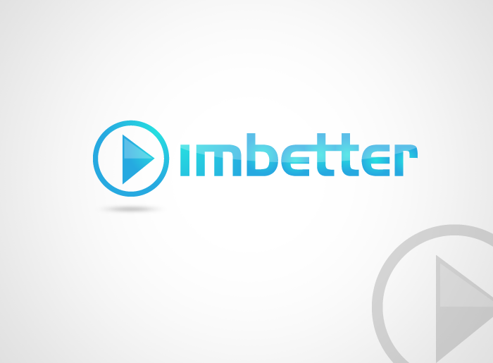 Logo Design by Jan Chua - Entry No. 53 in the Logo Design Contest Imaginative Logo Design for imbetter.