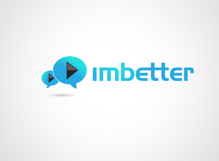 Logo Design by Jan Chua - Entry No. 55 in the Logo Design Contest Imaginative Logo Design for imbetter.