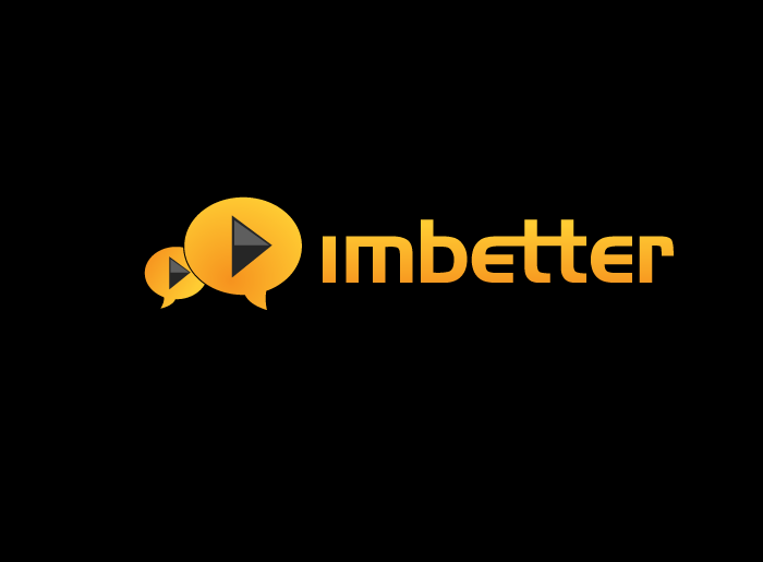 Logo Design by Jan Chua - Entry No. 56 in the Logo Design Contest Imaginative Logo Design for imbetter.