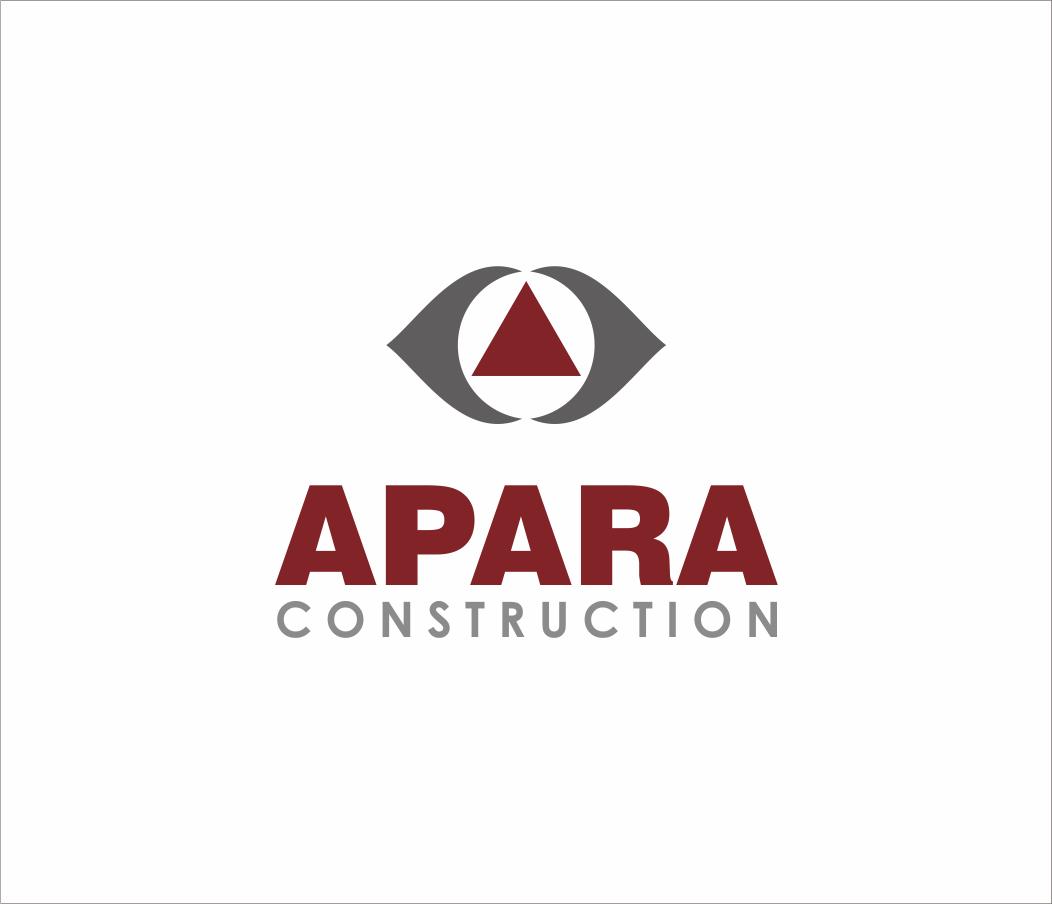 Logo Design by Armada Jamaluddin - Entry No. 99 in the Logo Design Contest Apara Construction Logo Design.