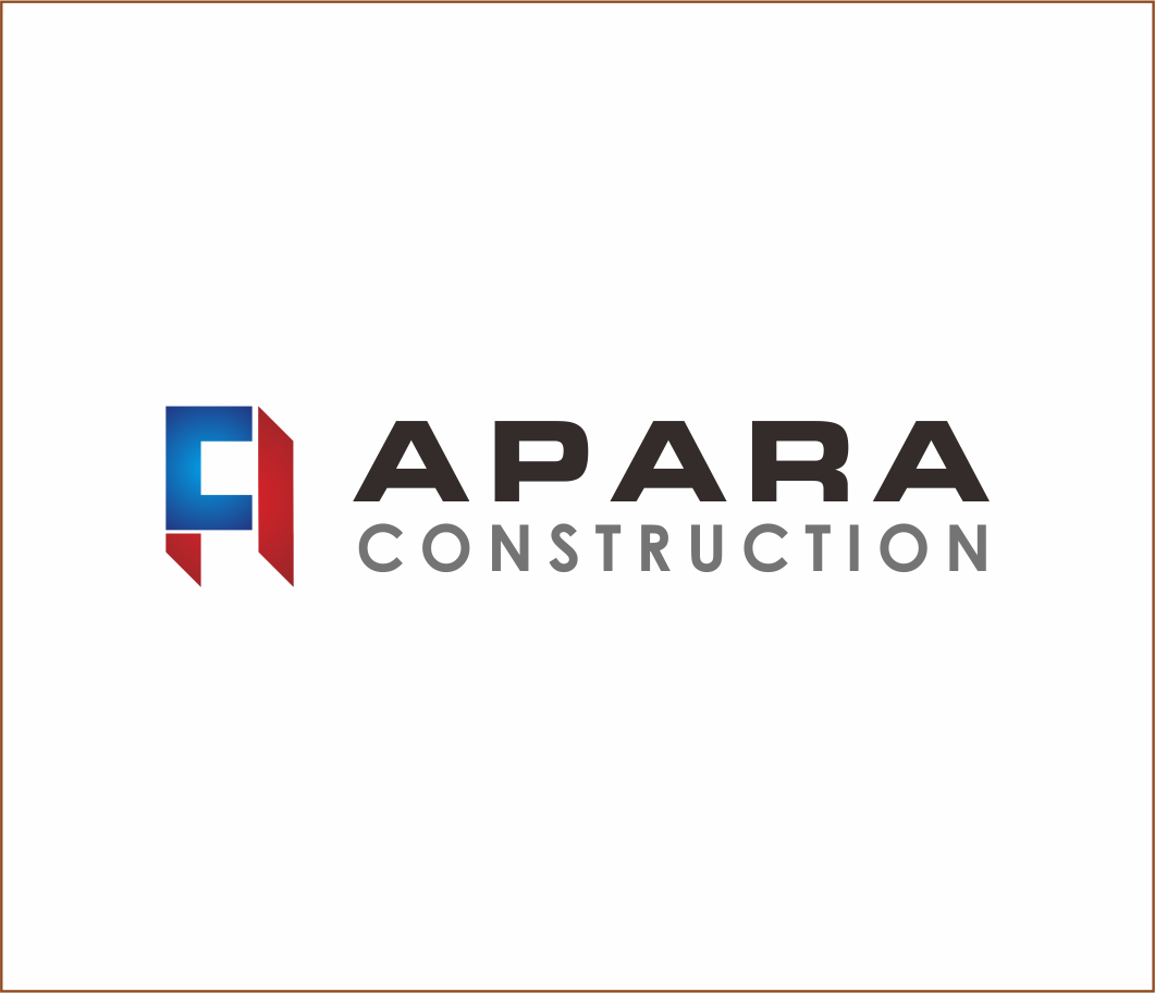 Logo Design by Armada Jamaluddin - Entry No. 100 in the Logo Design Contest Apara Construction Logo Design.