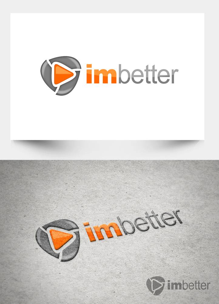 Logo Design by Respati Himawan - Entry No. 59 in the Logo Design Contest Imaginative Logo Design for imbetter.