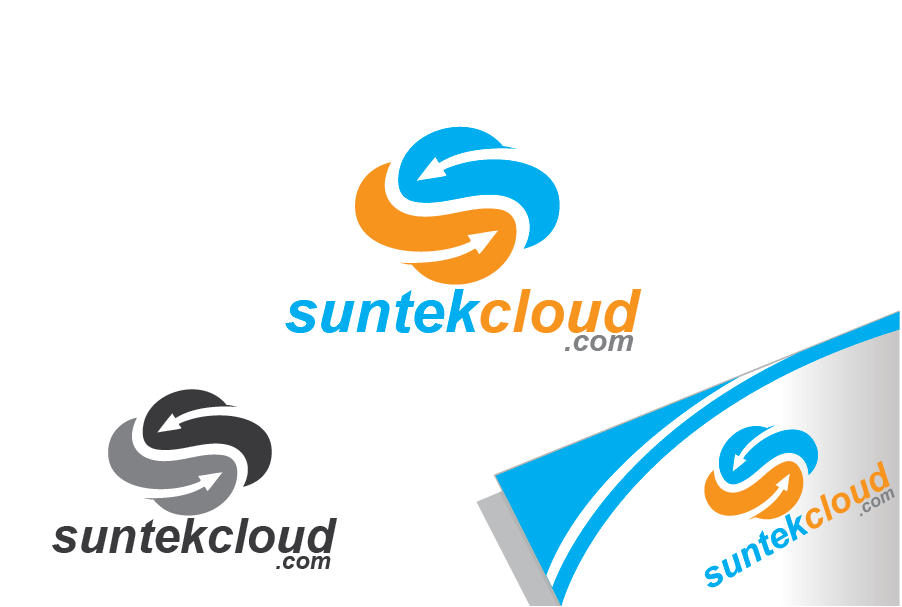 Logo Design by Private User - Entry No. 43 in the Logo Design Contest Imaginative Logo Design for suntekcloud.com.