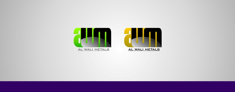 Logo Design by Crispin Jr Vasquez - Entry No. 4 in the Logo Design Contest Inspiring Logo Design for Al Wali Metals.