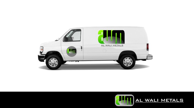 Logo Design by Crispin Jr Vasquez - Entry No. 5 in the Logo Design Contest Inspiring Logo Design for Al Wali Metals.