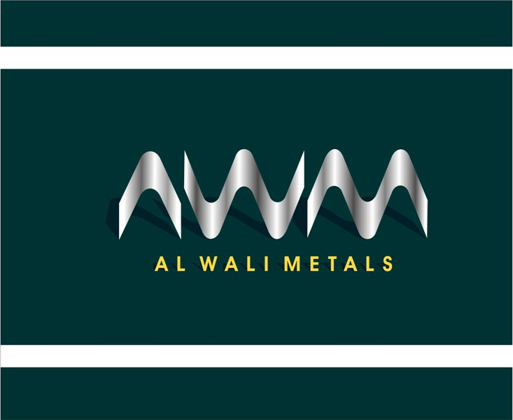Logo Design by Mhon_Rose - Entry No. 6 in the Logo Design Contest Inspiring Logo Design for Al Wali Metals.