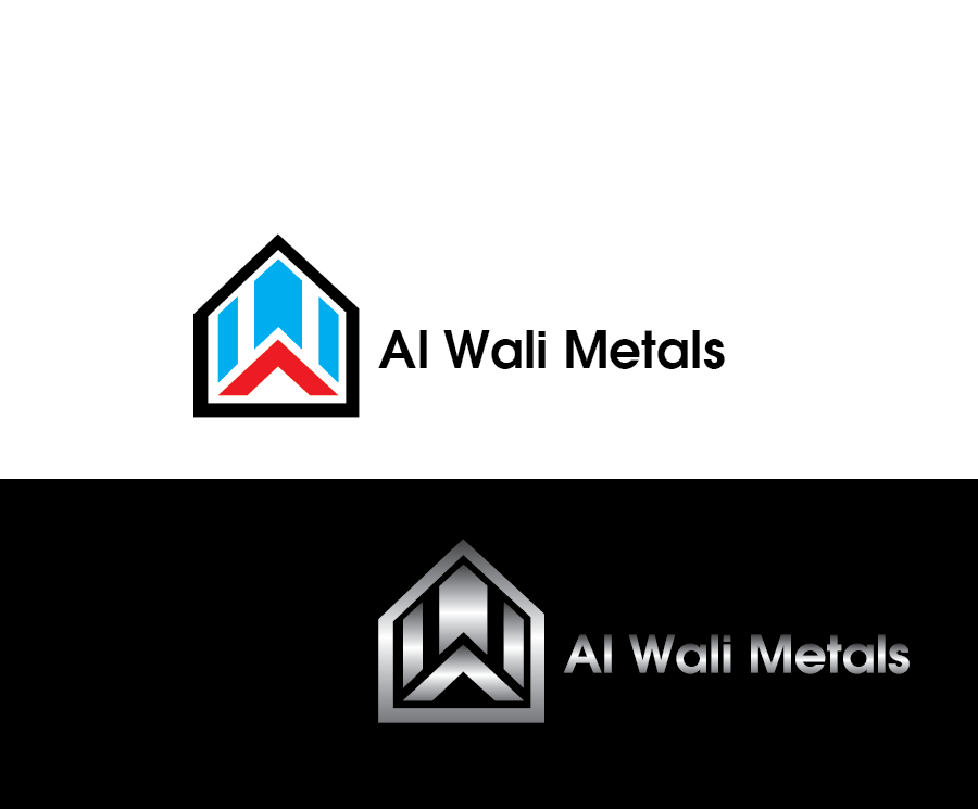 Logo Design by Private User - Entry No. 8 in the Logo Design Contest Inspiring Logo Design for Al Wali Metals.