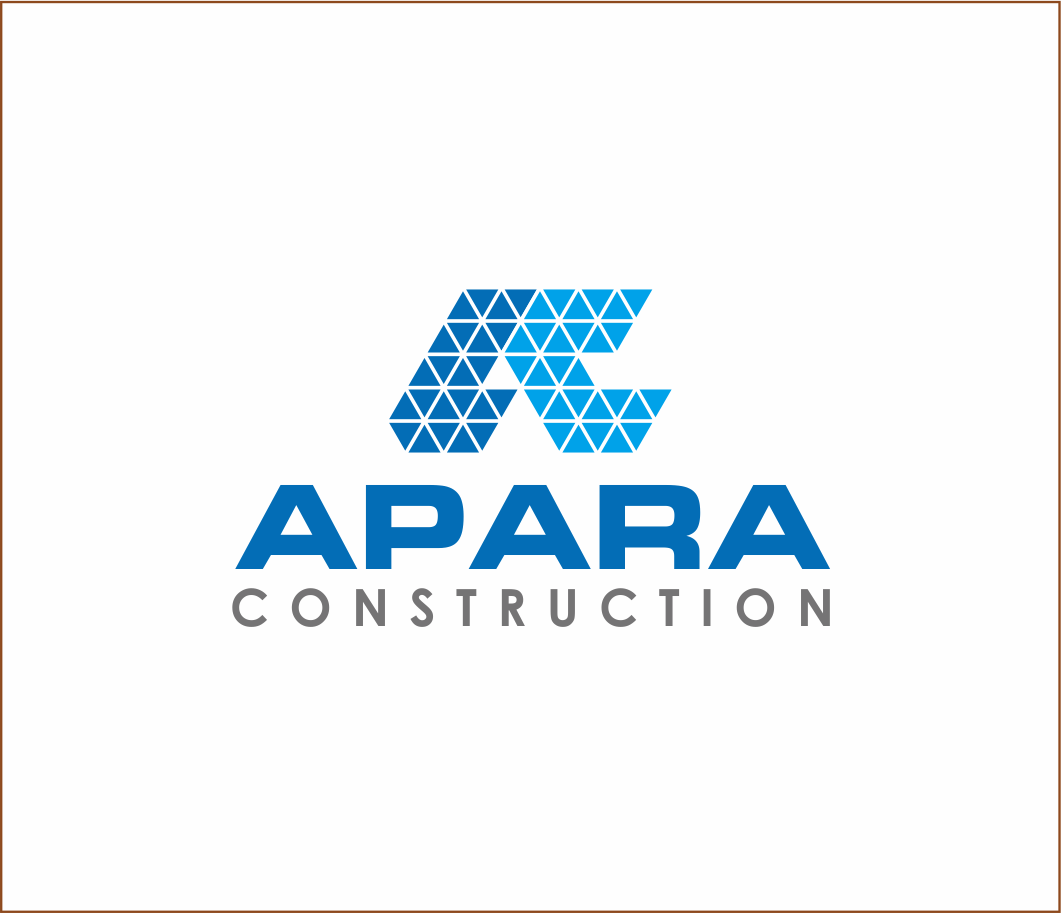 Logo Design by Armada Jamaluddin - Entry No. 106 in the Logo Design Contest Apara Construction Logo Design.