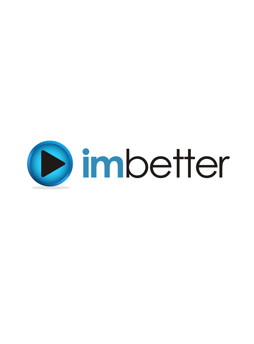 Logo Design by Robert Turla - Entry No. 63 in the Logo Design Contest Imaginative Logo Design for imbetter.