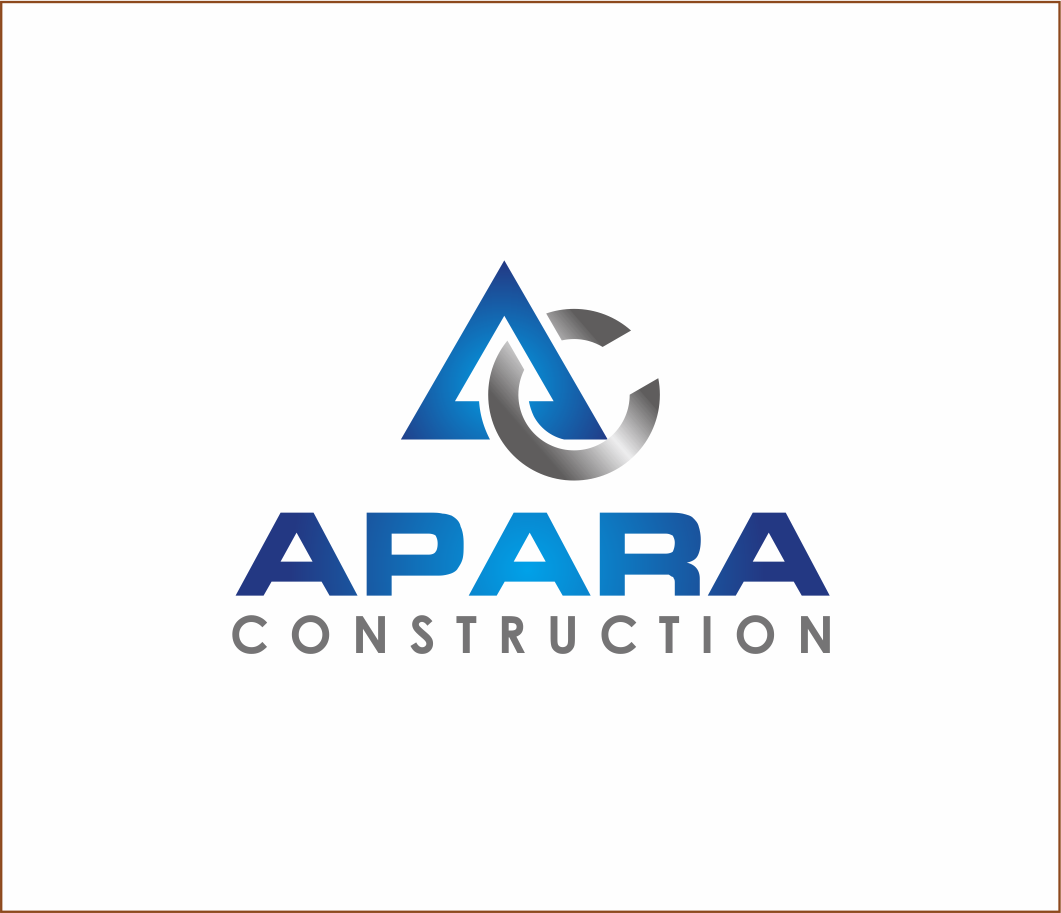 Logo Design by Armada Jamaluddin - Entry No. 107 in the Logo Design Contest Apara Construction Logo Design.
