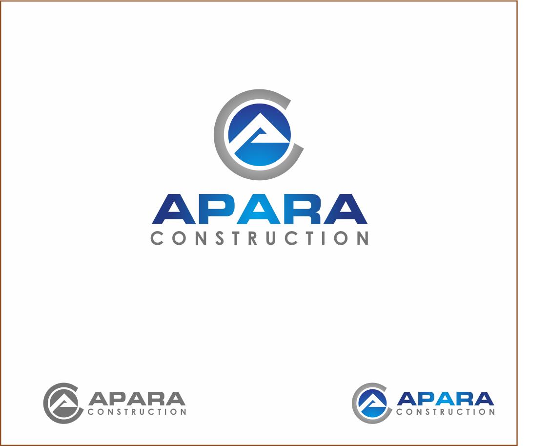 Logo Design by Armada Jamaluddin - Entry No. 108 in the Logo Design Contest Apara Construction Logo Design.