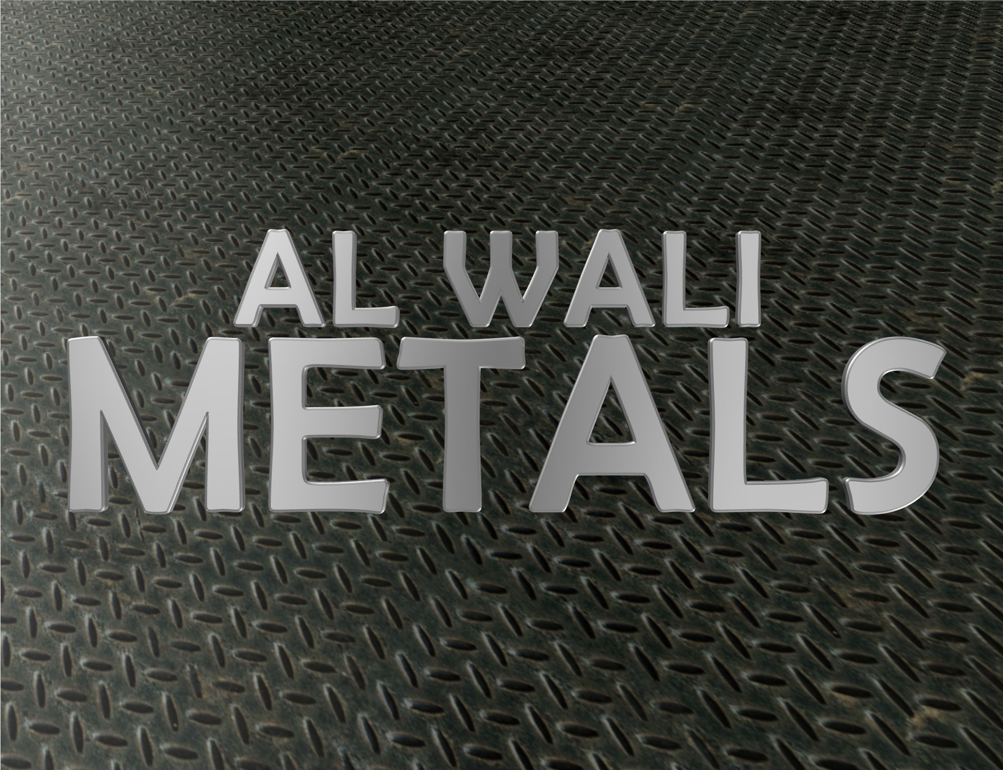 Logo Design by Marco Paulo Jamero - Entry No. 15 in the Logo Design Contest Inspiring Logo Design for Al Wali Metals.