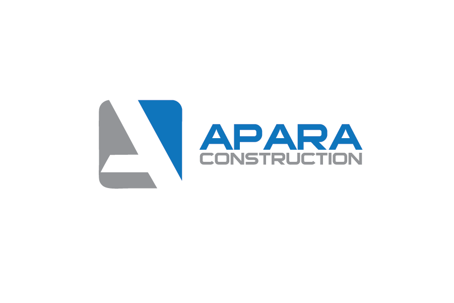 Logo Design by brands_in - Entry No. 109 in the Logo Design Contest Apara Construction Logo Design.