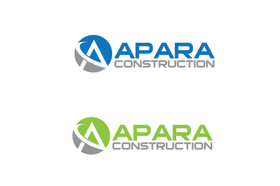 Logo Design by brands_in - Entry No. 111 in the Logo Design Contest Apara Construction Logo Design.