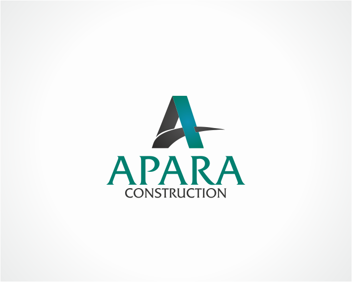 Logo Design by kirmis - Entry No. 117 in the Logo Design Contest Apara Construction Logo Design.