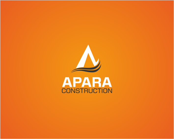 Logo Design by kirmis - Entry No. 120 in the Logo Design Contest Apara Construction Logo Design.