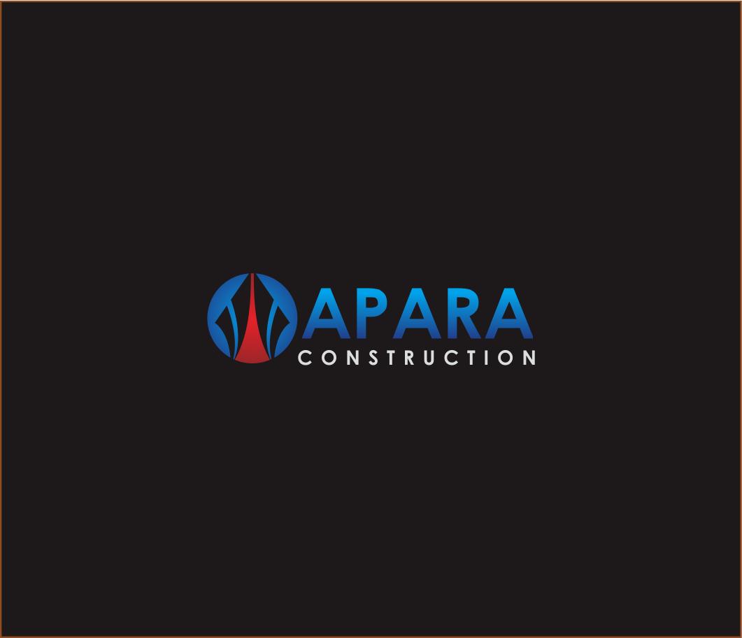Logo Design by Armada Jamaluddin - Entry No. 123 in the Logo Design Contest Apara Construction Logo Design.