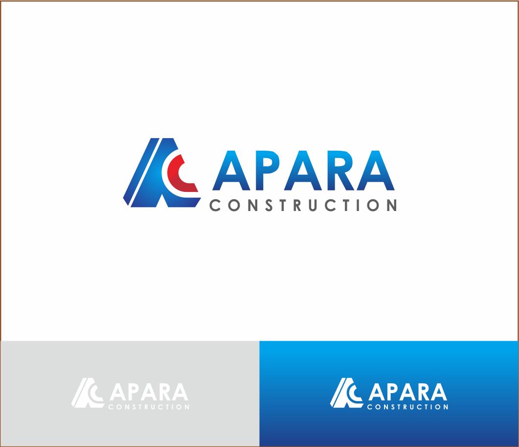 Logo Design by Armada Jamaluddin - Entry No. 125 in the Logo Design Contest Apara Construction Logo Design.