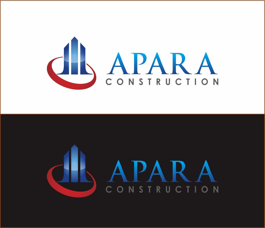 Logo Design by Armada Jamaluddin - Entry No. 126 in the Logo Design Contest Apara Construction Logo Design.