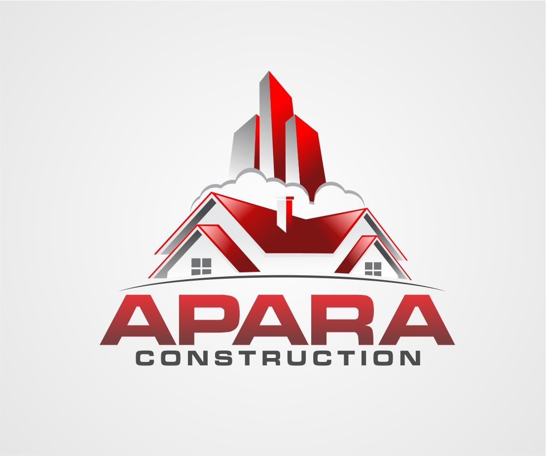 Logo Design by Reivan Ferdinan - Entry No. 131 in the Logo Design Contest Apara Construction Logo Design.
