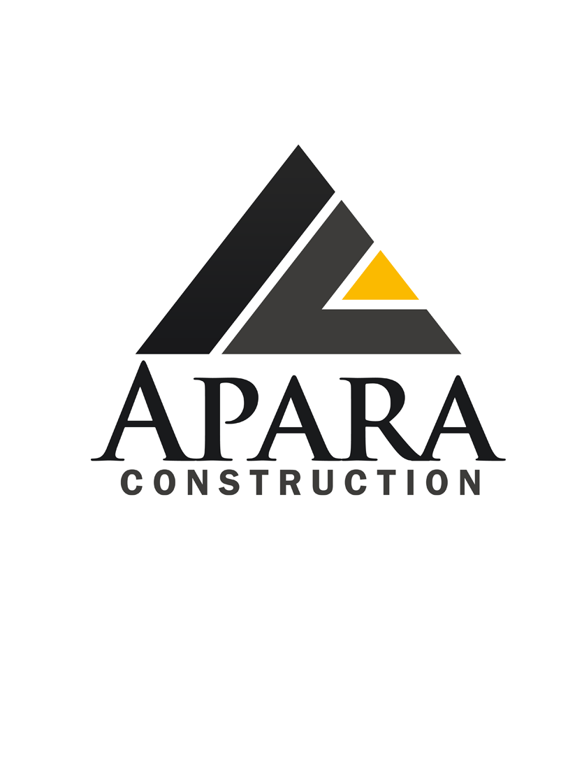 Logo Design by Private User - Entry No. 138 in the Logo Design Contest Apara Construction Logo Design.