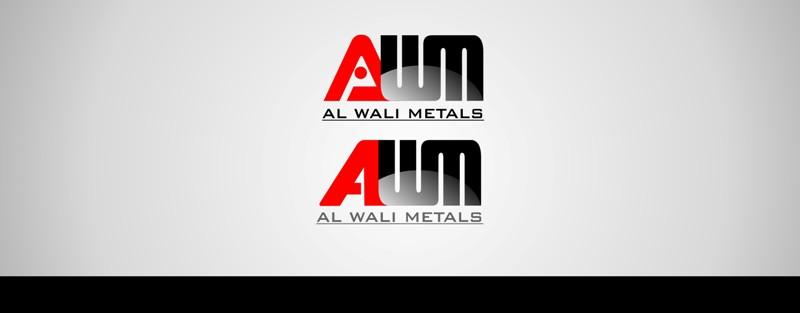 Logo Design by Crispin Jr Vasquez - Entry No. 25 in the Logo Design Contest Inspiring Logo Design for Al Wali Metals.