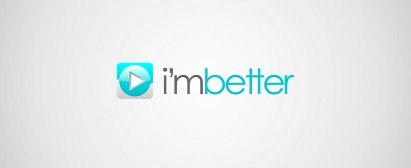 Logo Design by Crispin Jr Vasquez - Entry No. 71 in the Logo Design Contest Imaginative Logo Design for imbetter.