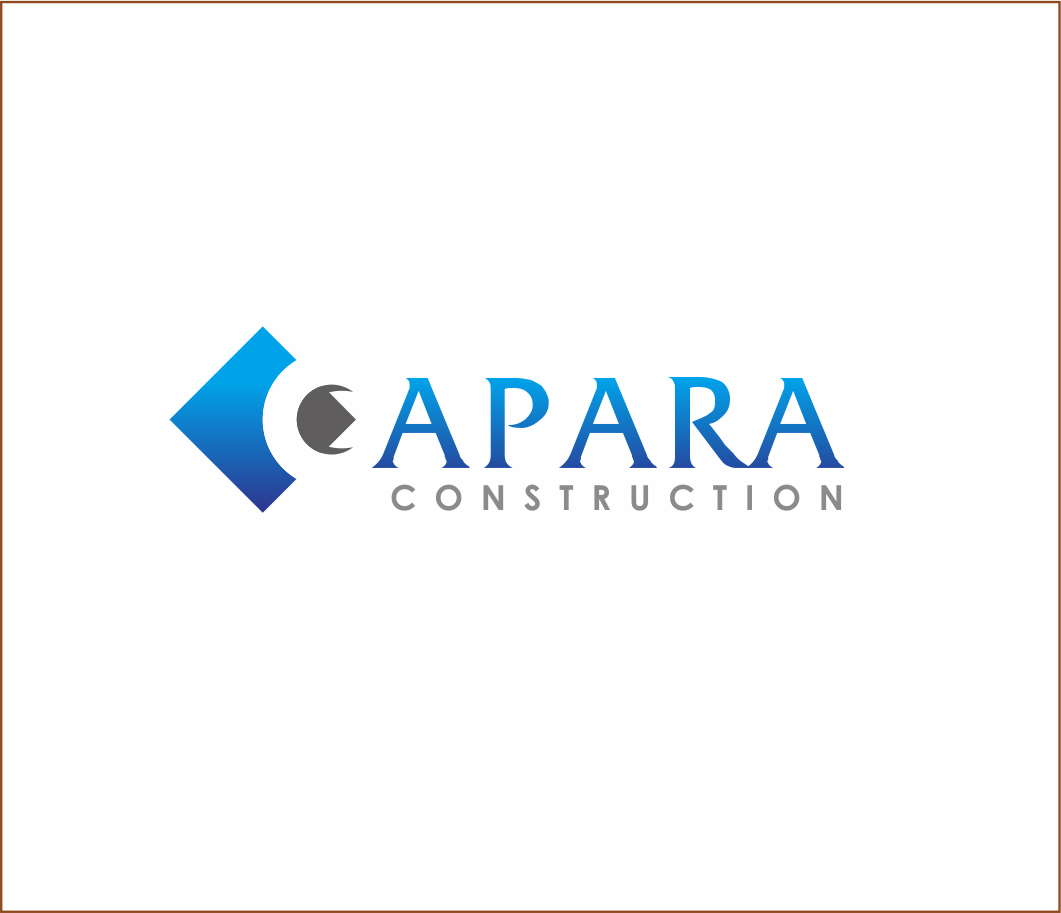 Logo Design by Armada Jamaluddin - Entry No. 143 in the Logo Design Contest Apara Construction Logo Design.