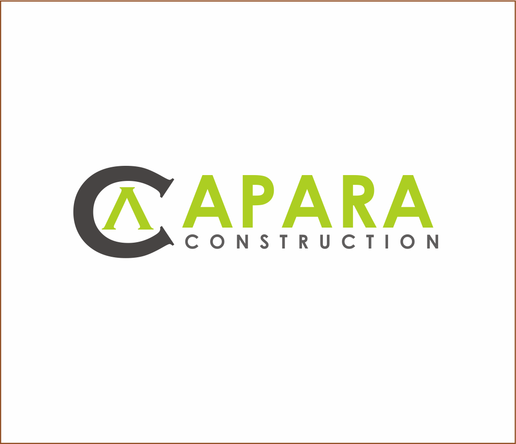 Logo Design by Armada Jamaluddin - Entry No. 145 in the Logo Design Contest Apara Construction Logo Design.
