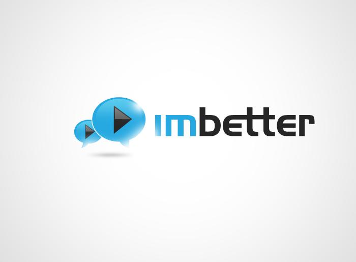 Logo Design by Jan Chua - Entry No. 72 in the Logo Design Contest Imaginative Logo Design for imbetter.