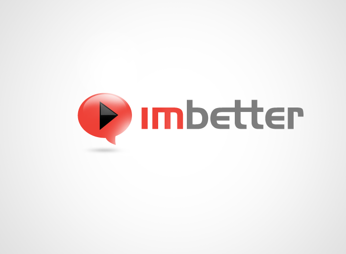 Logo Design by Jan Chua - Entry No. 73 in the Logo Design Contest Imaginative Logo Design for imbetter.