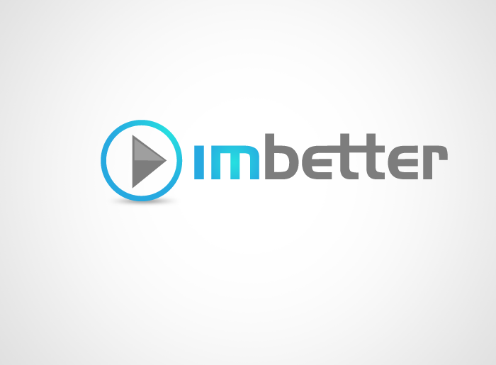 Logo Design by Jan Chua - Entry No. 74 in the Logo Design Contest Imaginative Logo Design for imbetter.