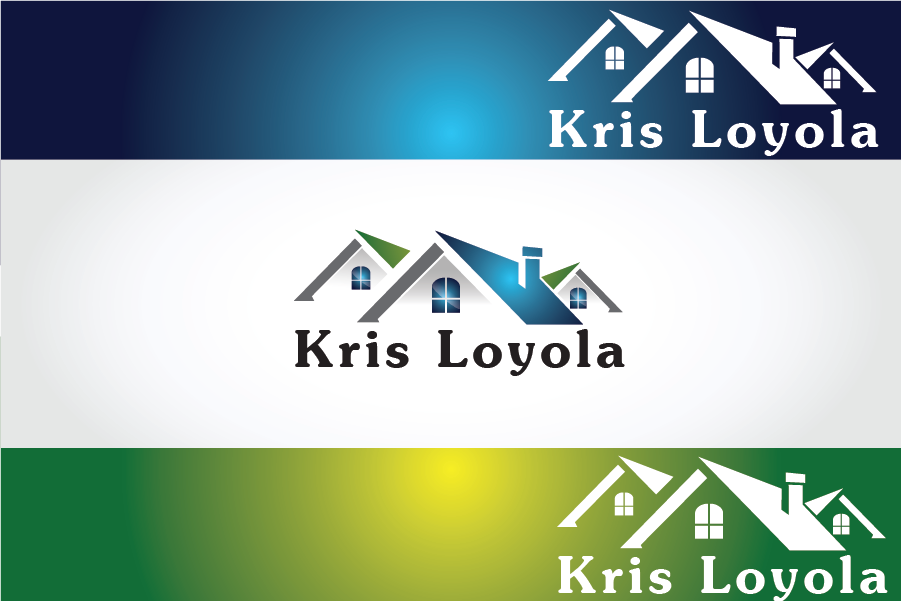 Logo Design by Private User - Entry No. 1 in the Logo Design Contest Kris Loyola Logo Design.