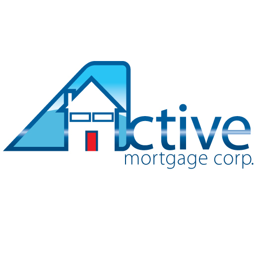 Logo Design by Klick - Entry No. 78 in the Logo Design Contest Active Mortgage Corp..