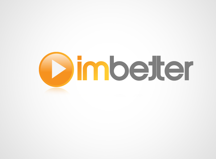 Logo Design by Jan Chua - Entry No. 76 in the Logo Design Contest Imaginative Logo Design for imbetter.
